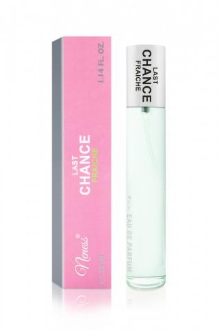 LAST CHANCE FRAICHE - 065N inšpirovaná vôňou Chance Eau Fraîche* (Chanel*) Dámska vôňa v 33 ml flakóne s rozprašovačom