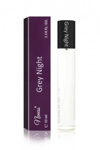 GREY NIGHT - 026N Inšpirovaná vôňou Bottled Night* (Hugo Boss*) Pánska vôňa v 33 ml flakóne s rozprašovačom