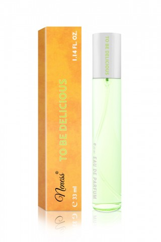TO BE DELICIOUS - 118N Inspirált Be Delicious* (DKNY*) Női illatok 33 ml-es spray palackban