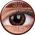 ColourVUE - Big Eyes - Pretty Hazel | štvrťročné