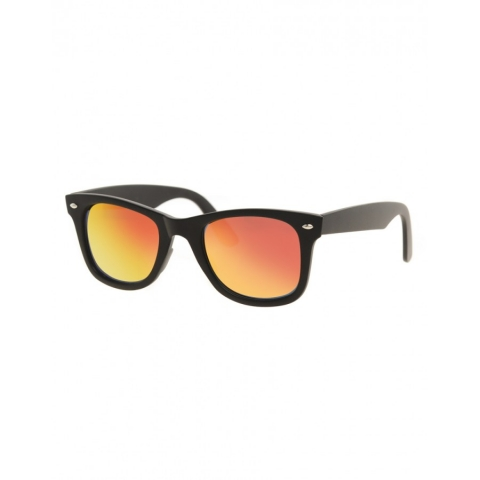 Wayfarer style - zrkadlové červené sklá - Slnečné Okuliare ... 4889ed13dee