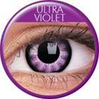 MaxVue Vision ColourVUE - Big Eyes - Ultra Violet | čtvrtletní 2 čočky - barevní čočky