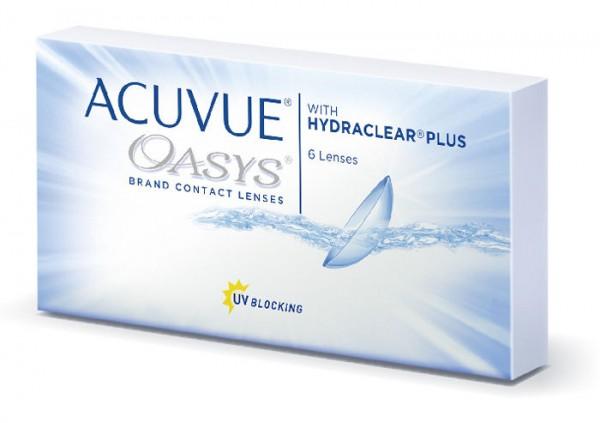 Acuvue Oasys | kéthetes(6 lencse)