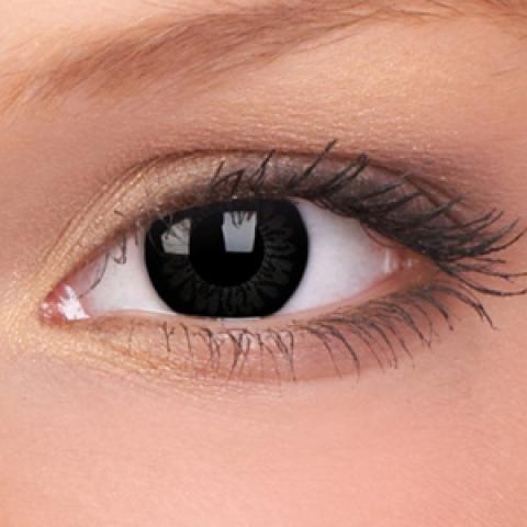 ColourVUE - Big Eyes - Dolly Black - dioptrické | čtvrtletní