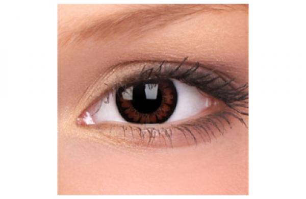 ColourVUE - Big Eyes - Pretty Hazel - dioptrické | štvrťročné