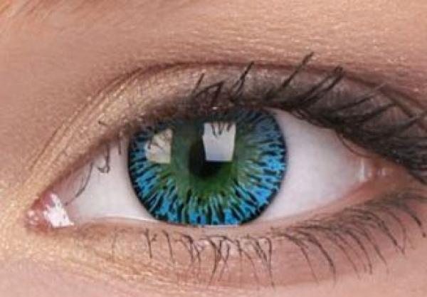 ColourVUE - Elegance Aqua - dioptriás | negyedéves