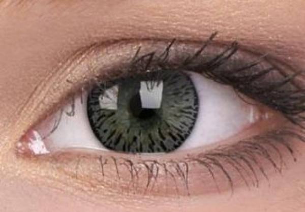 ColourVUE -Elegance Grey - dioptriás   negyedéves