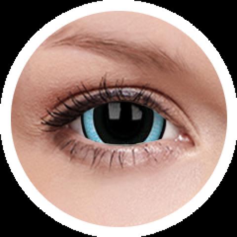MaxVue Vision ColourVUE - Nebulos 2 čočky - crazy čočky