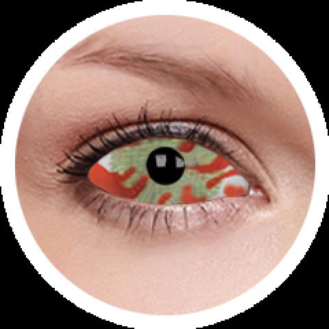 ColourVUE - Contagion - sclera | polročné