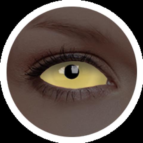 MaxVue Vision UV Amazo - sclera | půlroční 2 čočky - crazy čočky