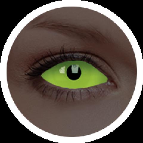 MaxVue Vision UV Spawn - sclera | půlroční 2 čočky - crazy čočky