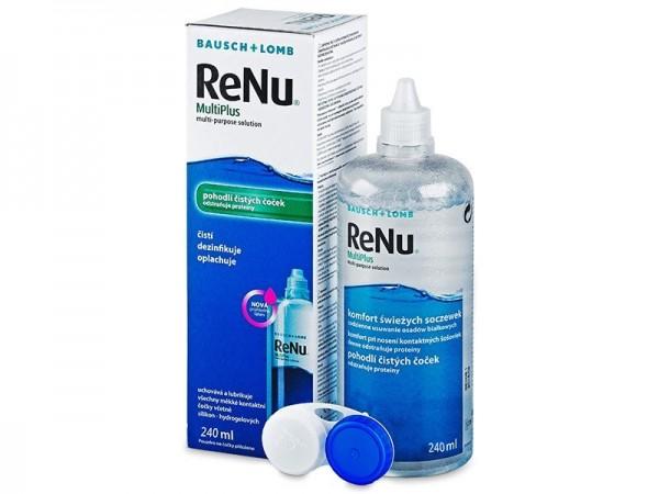 Bausch & Lomb ReNu MultiPlus 240 ml