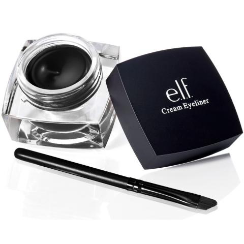 e.l.f. Studio Krémové očné linky - Black
