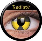 MaxVue Vision ColourVUE - Radiate 2 čočky - crazy čočky