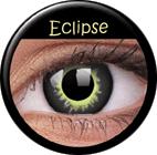 MaxVue Vision ColourVUE - Eclipse 2 čočky - crazy čočky