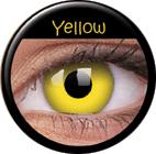 MaxVue Vision ColourVUE - Yellow 2 čočky - crazy čočky