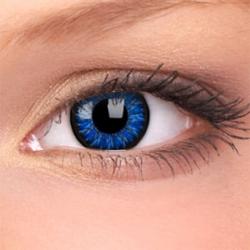 ColourVUE - Glamour Blue - dioptrické...